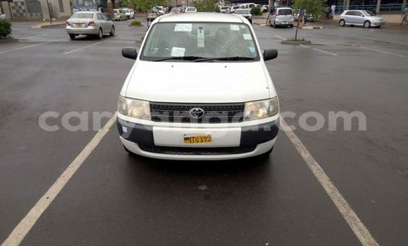 Buy Used Toyota Probox White Car in Limbe in Malawi