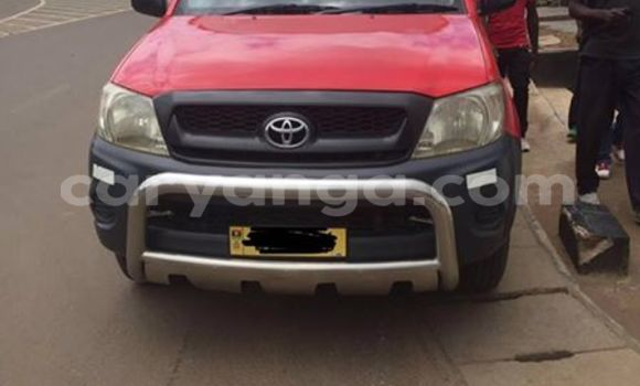 Buy Used Toyota Hilux Red Car in Limbe in Malawi