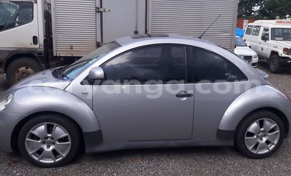 Buy Used Volkswagen Beetle Silver Car in Limbe in Malawi