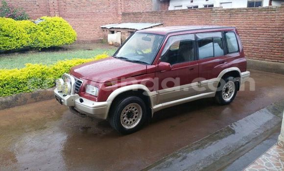 Buy Used Suzuki Vitara Red Car in Limbe in Malawi