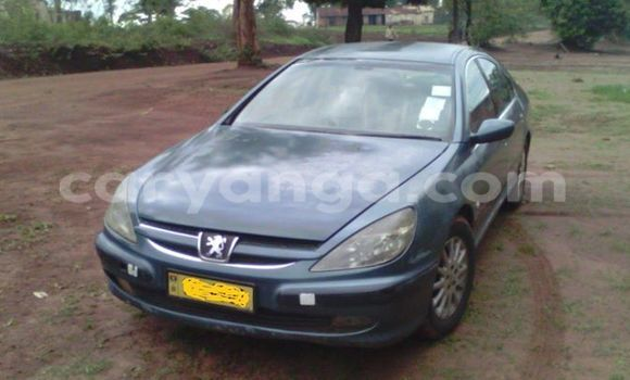 Buy Used Peugeot 607 Blue Car in Limbe in Malawi