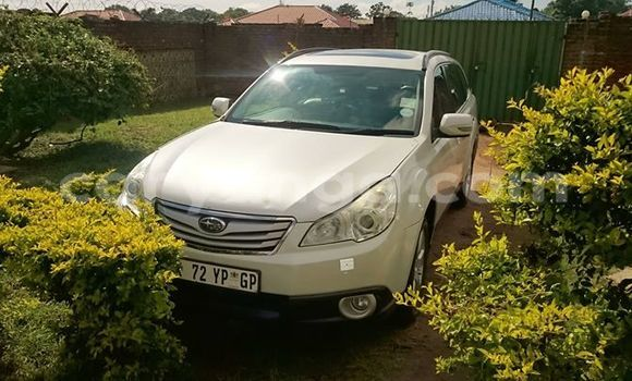 Buy Used Subaru Outback White Car in Limbe in Malawi