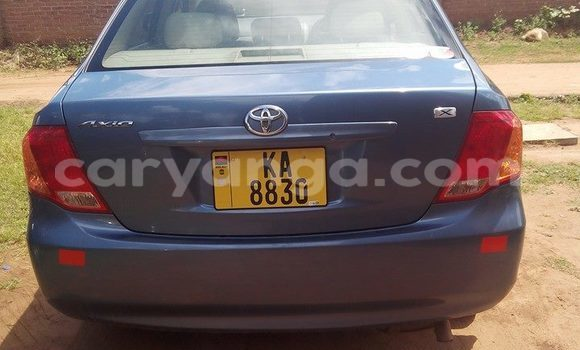 Buy Used Toyota Axio Blue Car in Limbe in Malawi
