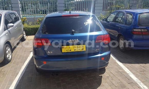 Buy Used Audi A3 Blue Car in Limbe in Malawi