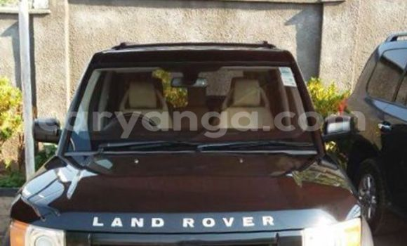 Buy Used Land Rover Discovery Black Car in Limbe in Malawi