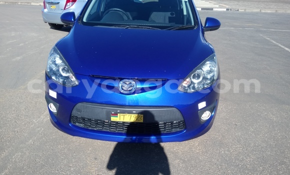 Buy Used Mazda Demio Blue Car in Lilongwe in Malawi