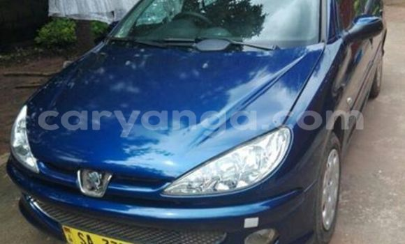 Buy Used Peugeot 206 Blue Car in Limbe in Malawi