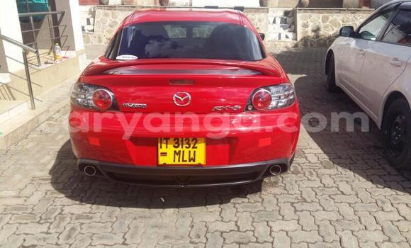 Buy Used Mazda RX–8 Red Car in Limbe in Malawi