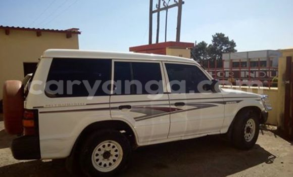 Buy Used Mitsubishi Carisma White Car in Limbe in Malawi