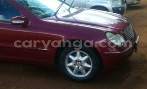 Buy Used Mercedes‒Benz C-Class Red Car in Limbe in Malawi