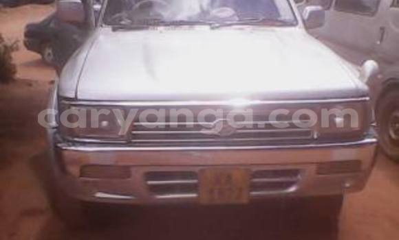 Buy Used Toyota Hilux Surf Silver Car in Limbe in Malawi
