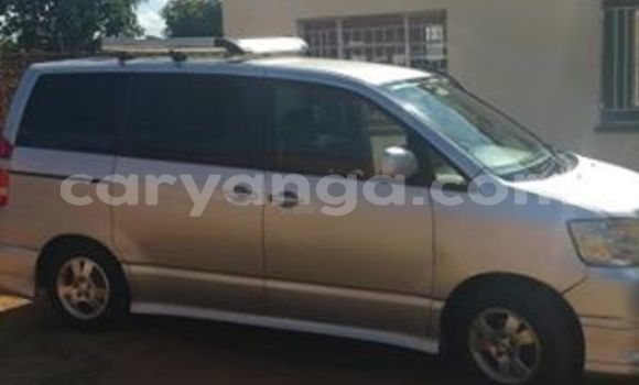 Buy Used Toyota Voxy Silver Car in Limbe in Malawi