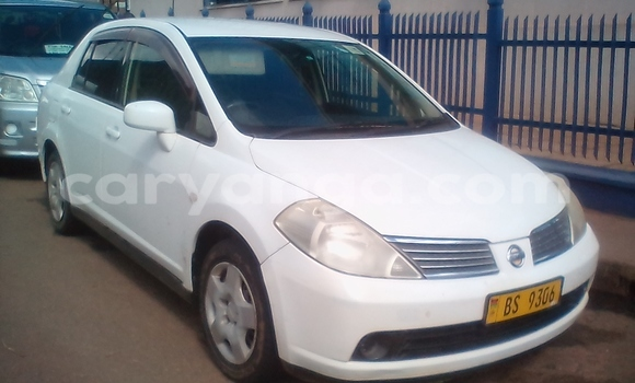 Buy Used Nissan Latio White Car in Blantyre in Malawi