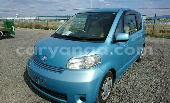 Buy New Toyota Porte Blue Car in Lilongwe in Malawi
