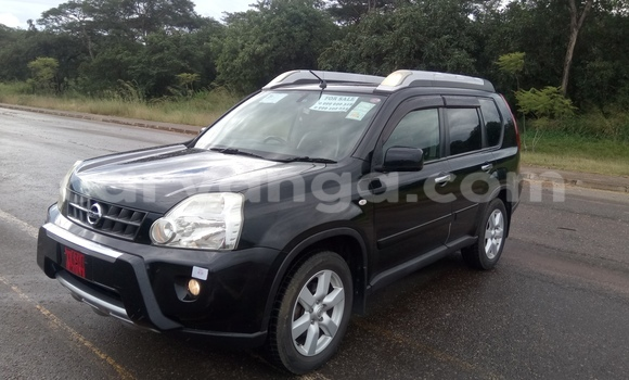 Buy Used Nissan X–Trail Black Car in Lilongwe in Malawi