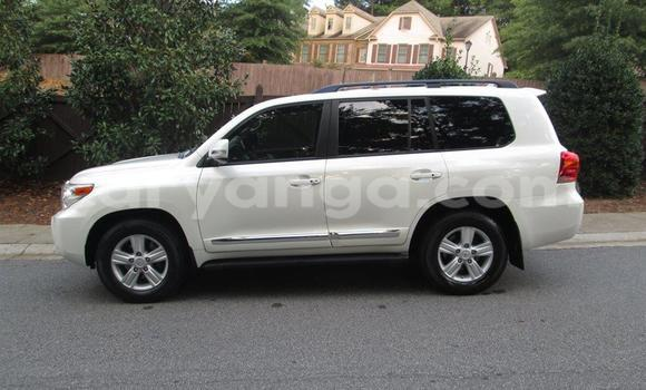 Buy Used Toyota Land Cruiser White Car in Limbe in Malawi
