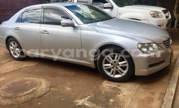 Buy Used Toyota Mark X Silver Car in Lilongwe in Malawi