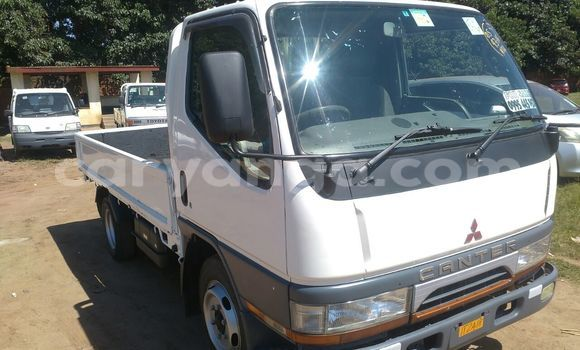 Buy Used Mitsubishi Canter White Car in Limbe in Malawi