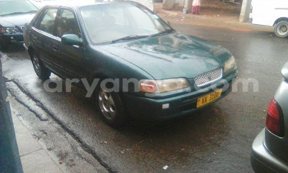 Buy Used Toyota Sprinter Green Car in Limbe in Malawi