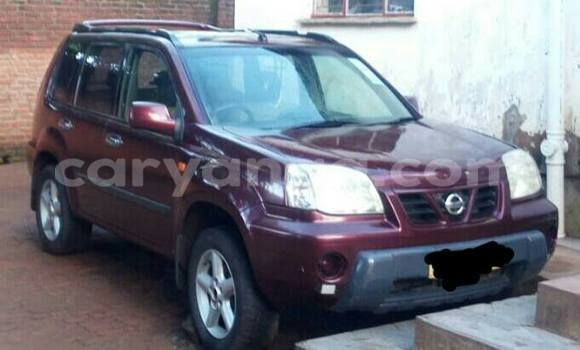 Buy Used Nissan X-Trail Red Car in Limbe in Malawi
