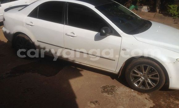 Buy Used Mazda Atenza White Car in Limbe in Malawi