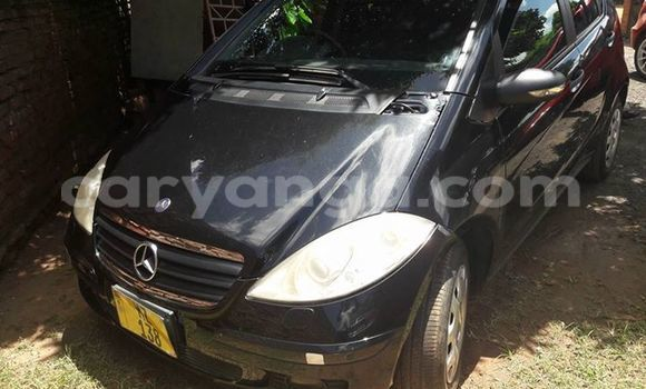 Buy Used Mercedes‒Benz A-Class Black Car in Limbe in Malawi