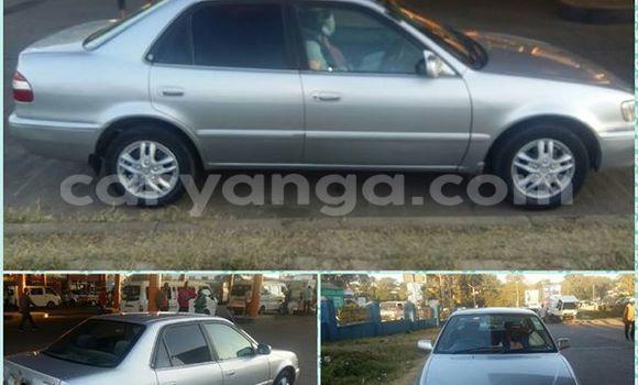 Buy Used Toyota 4Runner Silver Car in Blantyre in Malawi