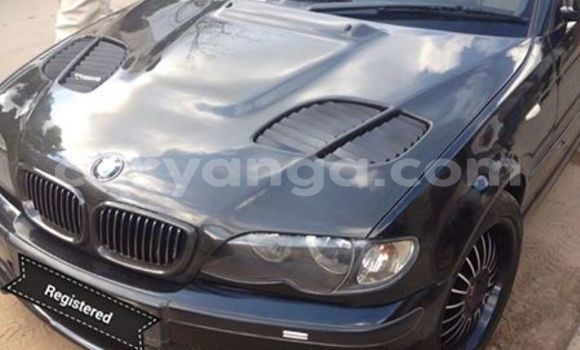 Buy Used BMW 3–Series Black Car in Blantyre in Malawi