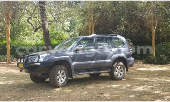 Buy Used Toyota Prado Other Car in Lilongwe in Malawi