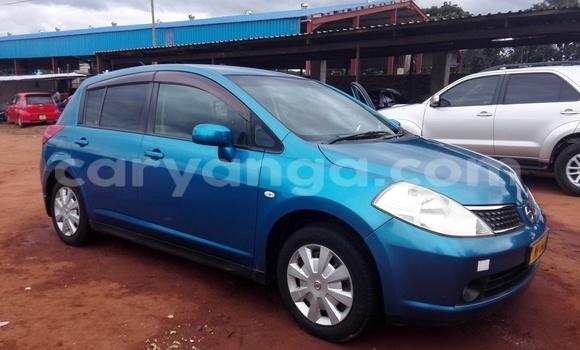Buy Used Nissan Tilda Blue Car in Lilongwe in Malawi