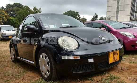 Buy Used Volkswagen Beetle Black Car in Limbe in Malawi