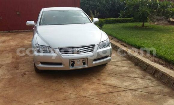 Buy Used Toyota Mark X Silver Car in Limbe in Malawi