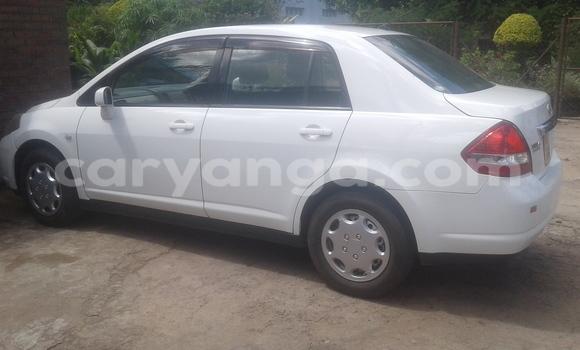 Buy Used Nissan Tilda Black Car in Blantyre in Malawi