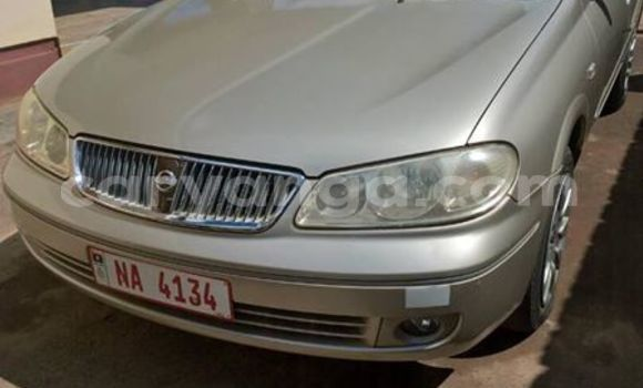 Buy Used Nissan Sunny Silver Car in Limbe in Malawi