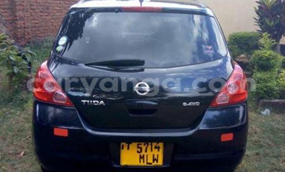 Buy Used Nissan Tilda Black Car in Limbe in Malawi