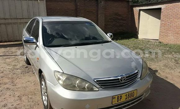 Buy Used Toyota Camry Silver Car in Limbe in Malawi