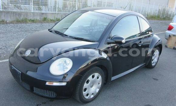 Buy Used Volkswagen Beetle Black Car in Limbe in Malawi