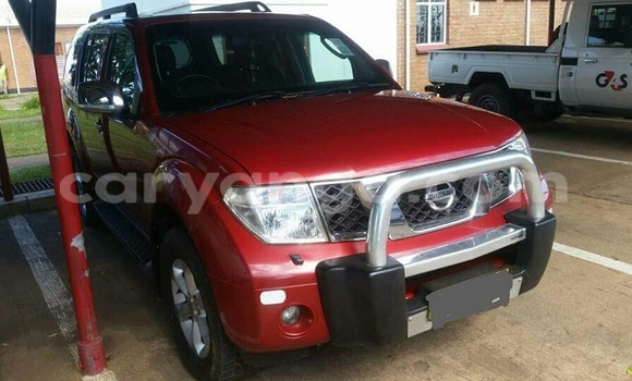 Buy Used Nissan Pathfinder Red Car in Blantyre in Malawi