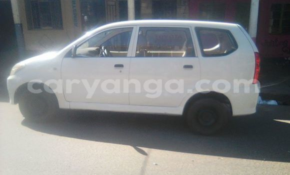 Buy Used Toyota Avanza White Car in Limbe in Malawi