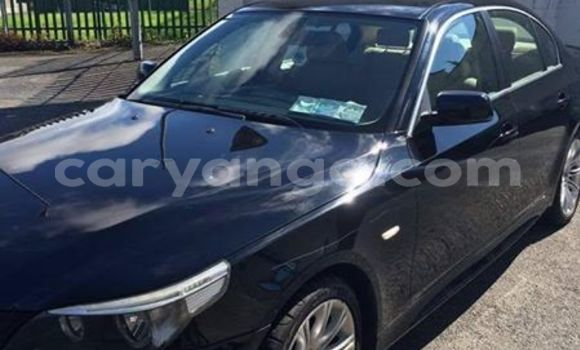 Buy Used BMW 5-Series Black Car in Limbe in Malawi