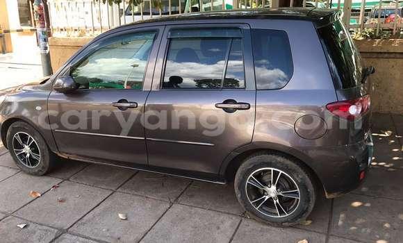 Buy Used Mazda Demio Beige Car in Lilongwe in Malawi