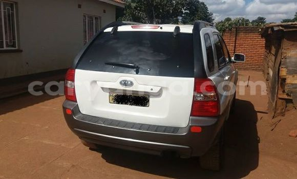 Buy Used Kia Sportage White Car in Limbe in Malawi