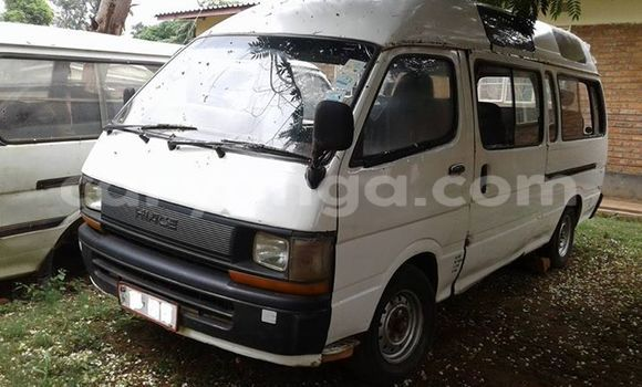 Buy Used Toyota Hiace White Car in Limbe in Malawi