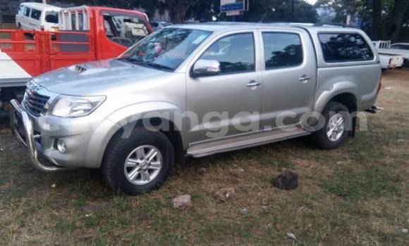 Buy New Toyota Hilux Beige Car in Blantyre in Malawi