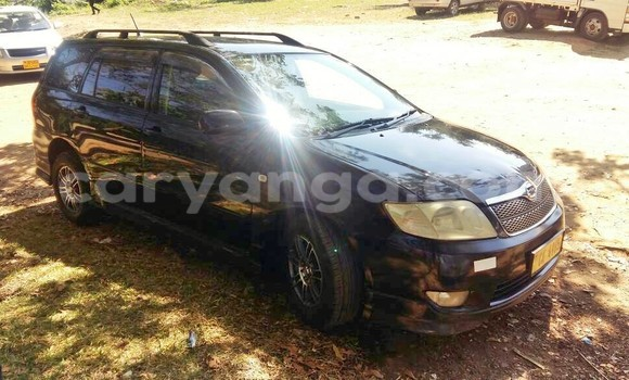 Buy New Toyota Fielder Black Car in Blantyre in Malawi