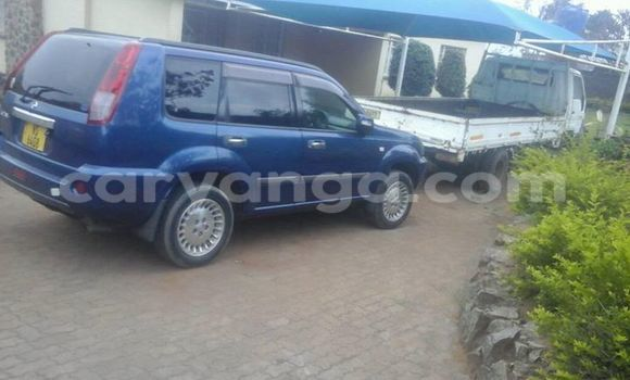 Buy Used Nissan X–Trail Blue Car in Limete in Malawi