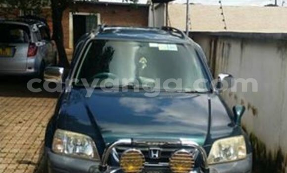 Buy Used Honda CR-V Blue Car in Limete in Malawi