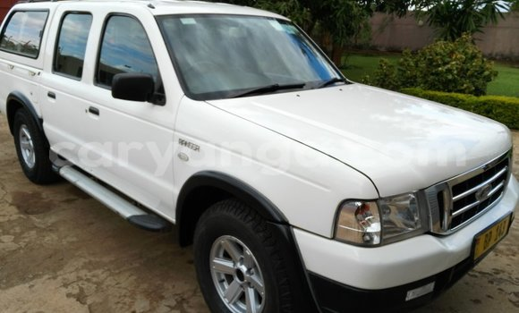 Buy New Ford Ranger White Car in Lilongwe in Malawi