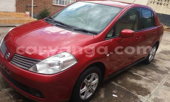 Buy Used Nissan Tilda Red Car in Limete in Malawi
