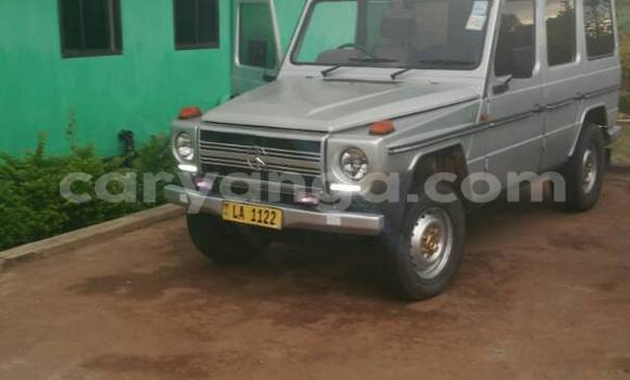 Buy Used Mercedes‒Benz GL–Class Silver Car in Lilongwe in Malawi